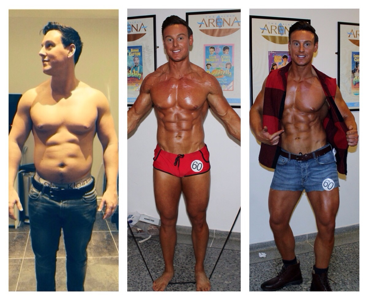 John Clarke Personal Training Clients Results Liverpool